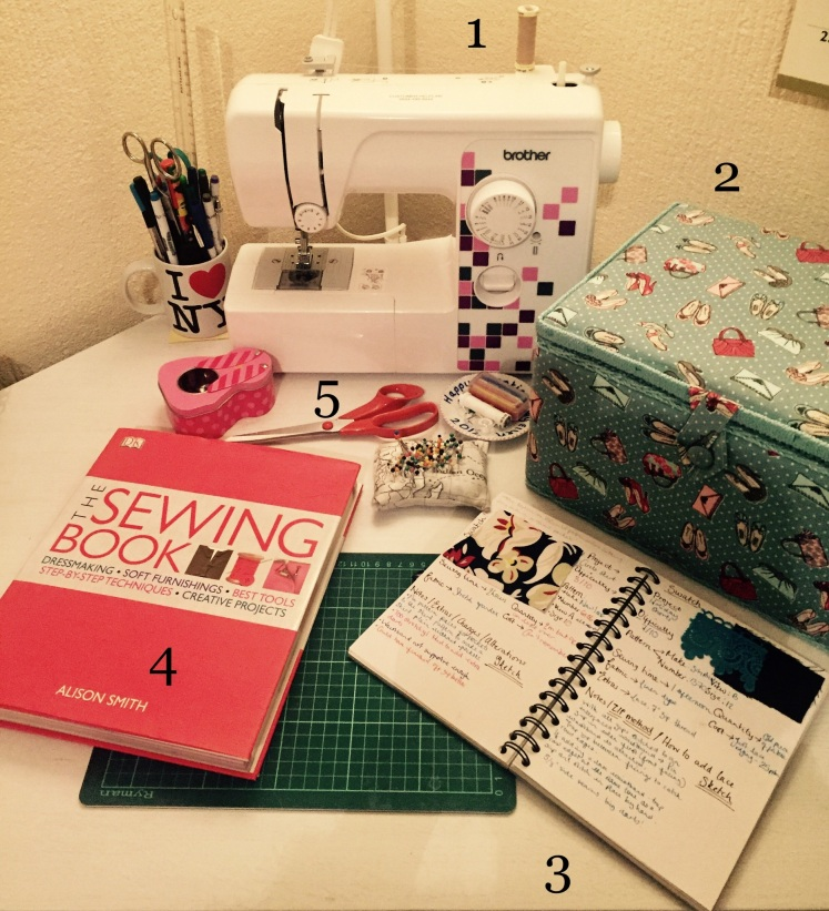 Kit And Caboodle Seen It Sewn It Adorable Brother Ls17 Sewing Machine Reviews